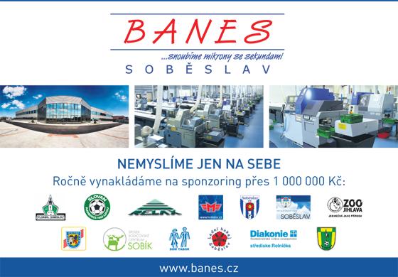 Banes - sponzoring